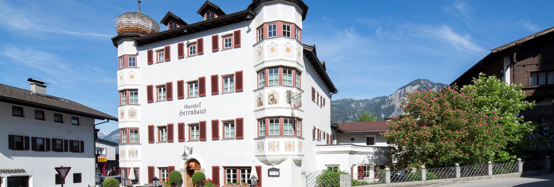 Gasthof Herrnhaus in Brixlegg