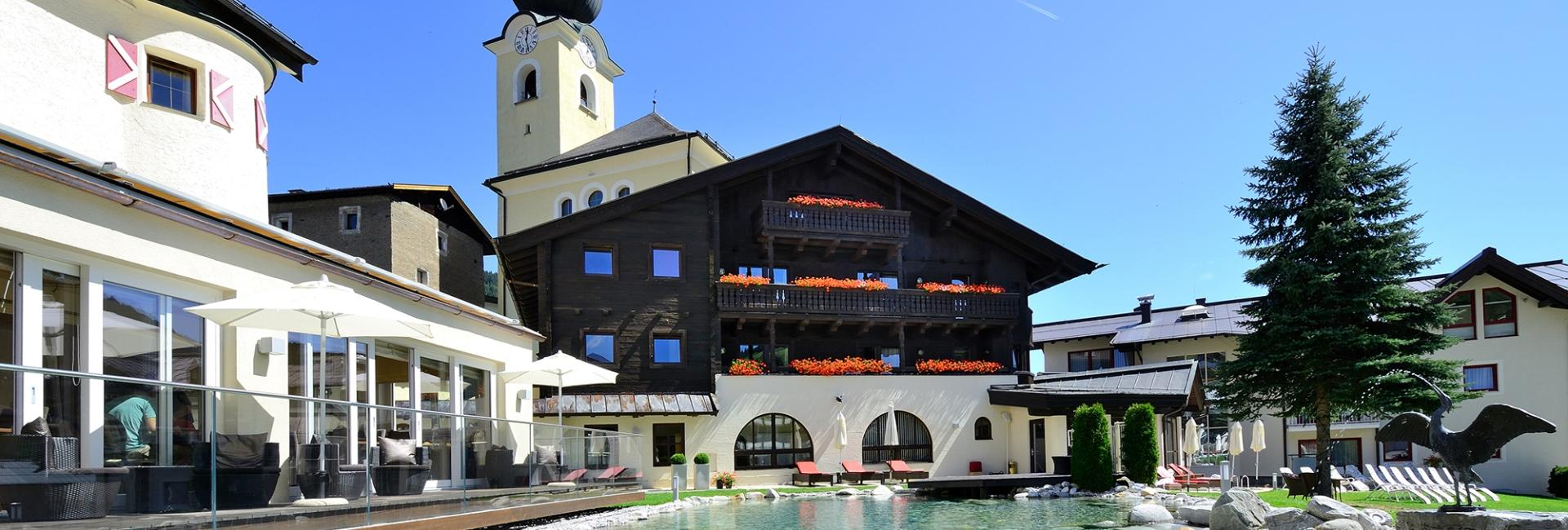 Hotel Post Saalbach