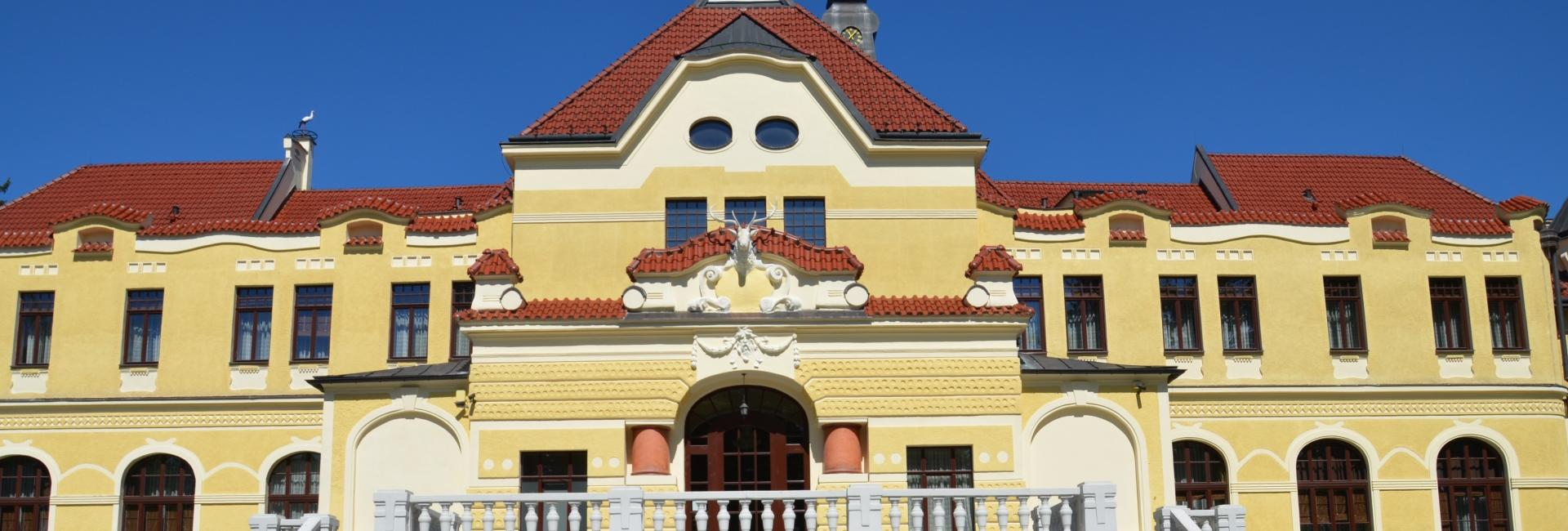 Hotel Rübezahl Marienbad