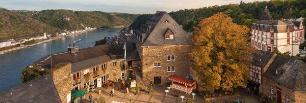 Romantik Hotel Rheinfels Castle