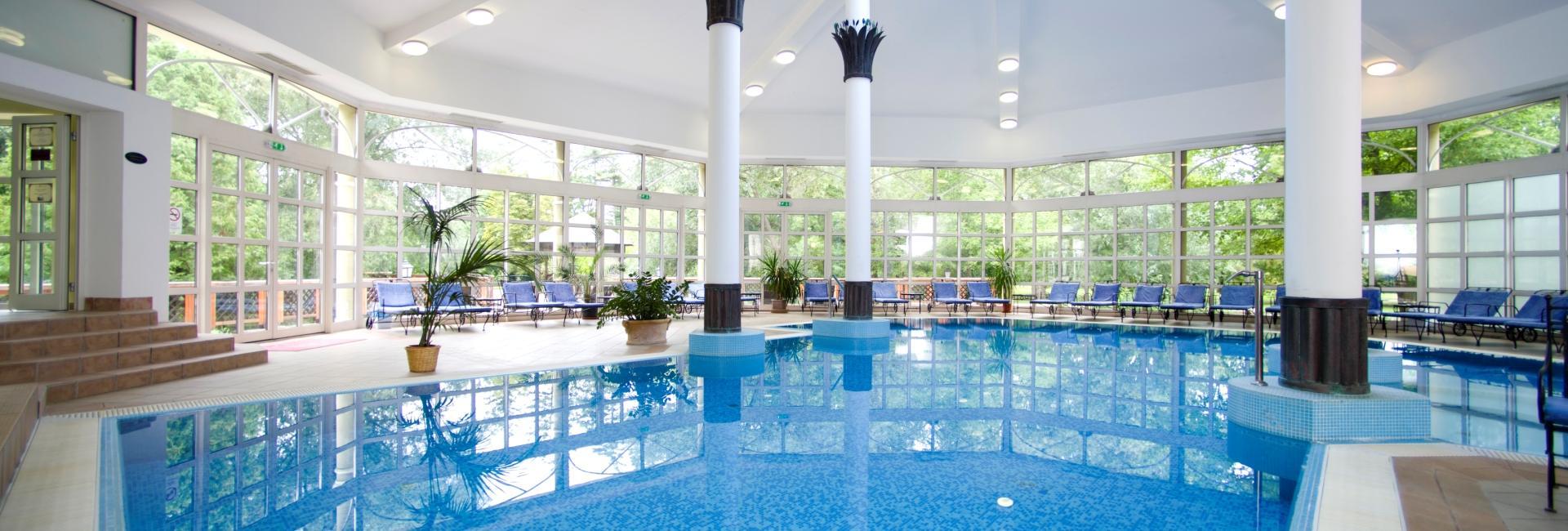 Wellness at Castle Hotel Szidonia