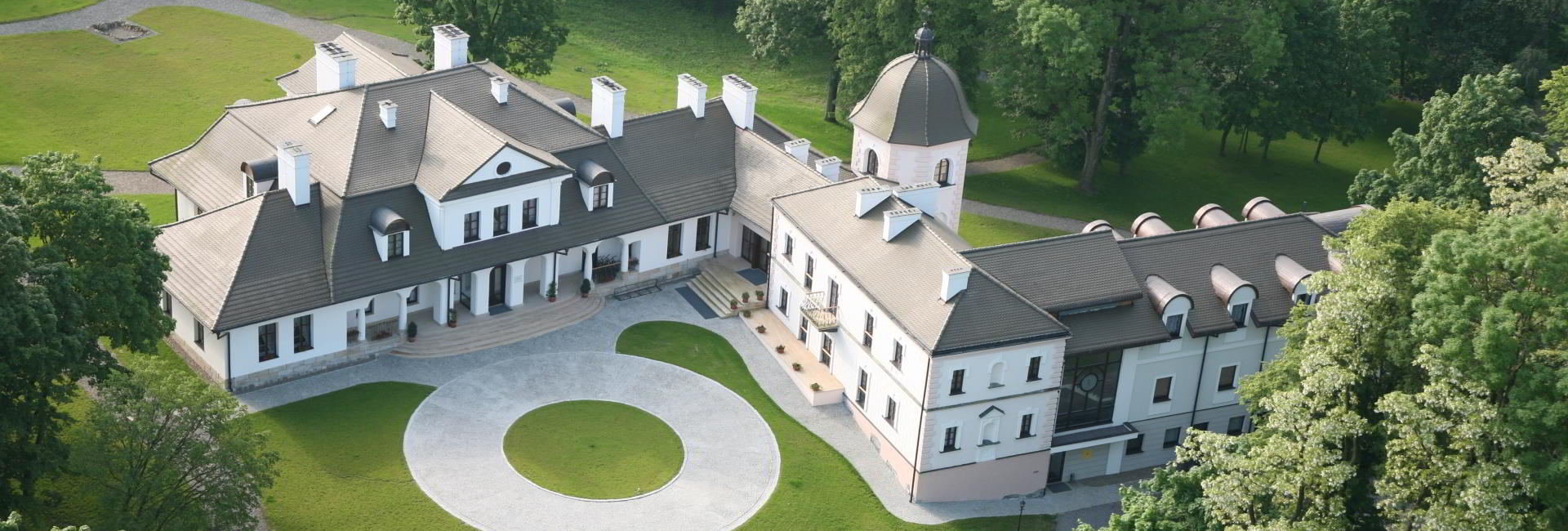 Kombornia Manor, Subcarpathia Province, Poland