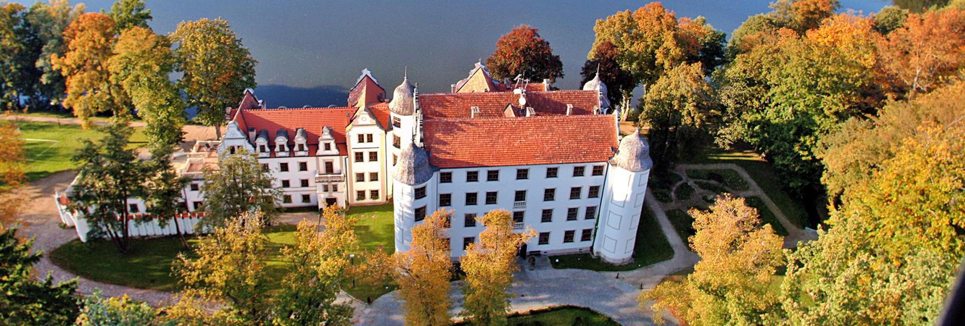 Castle Hotel Podewils in Krag, Poland