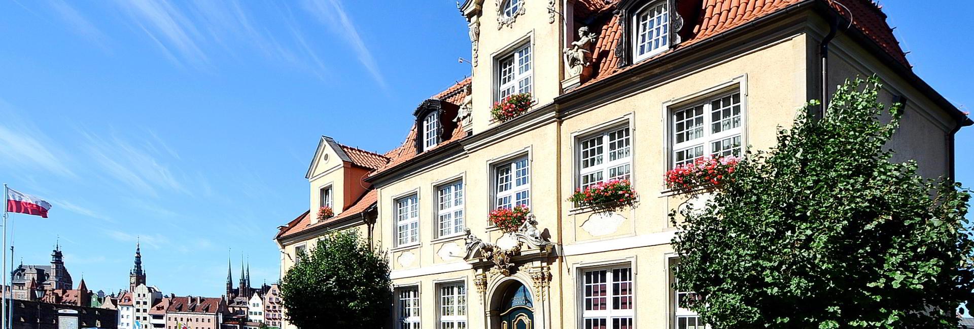 Hotel Podewils in Gdansk