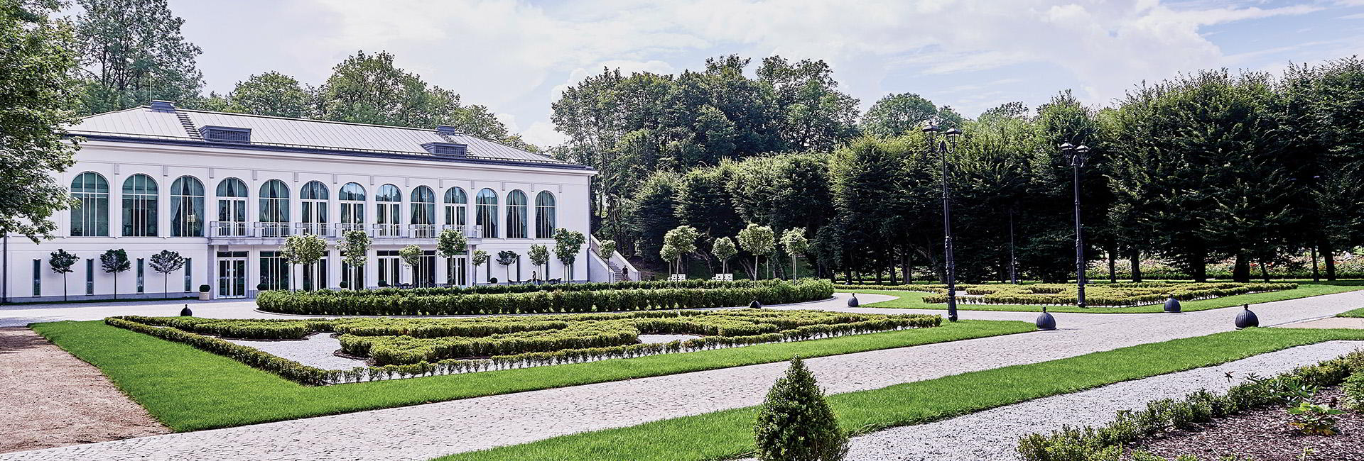 Orangerie at Hotel Mala Wies Palace