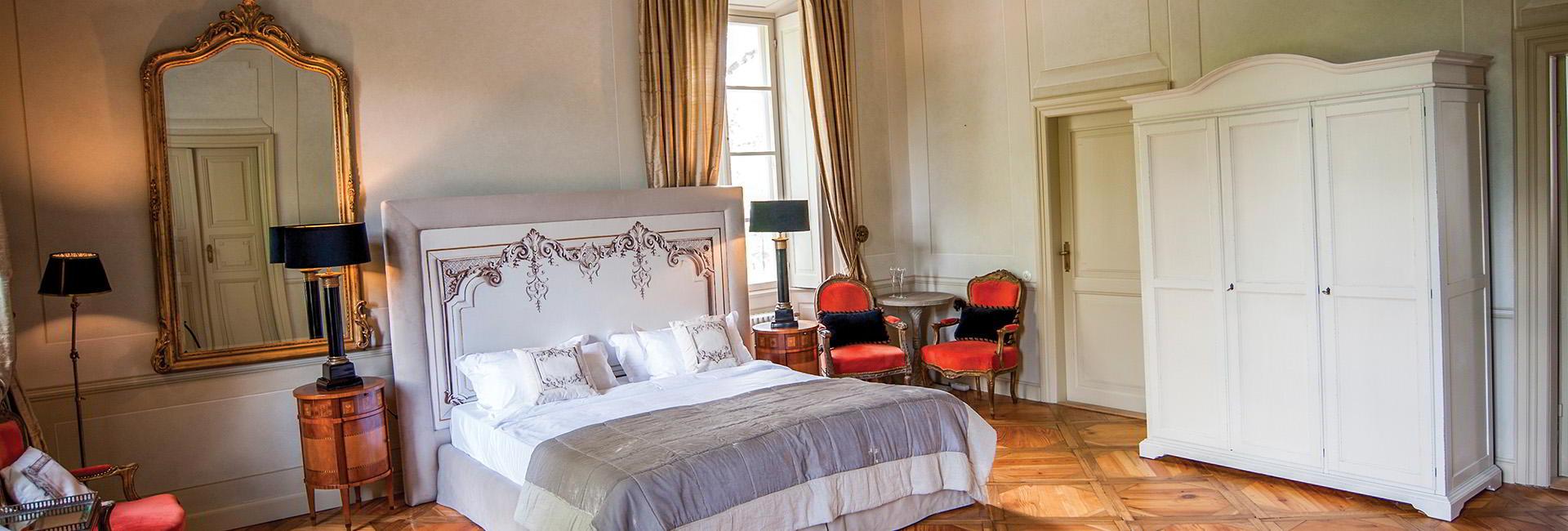 Room at Hotel Mala Wies Palace