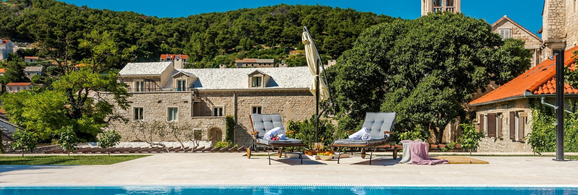 Hotel Puteus Palace, Brac, Croatia