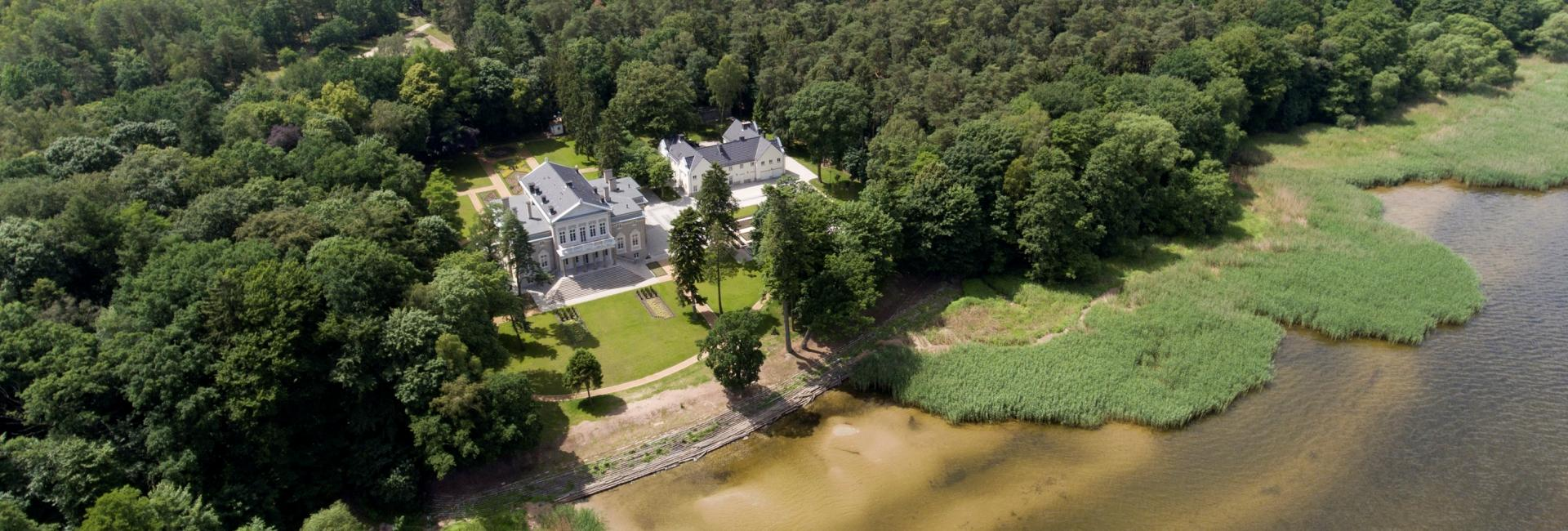 Manowce Palace in Poland