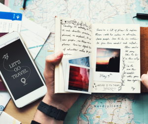 Build your own itinerary