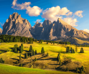 Discover the Dolomites