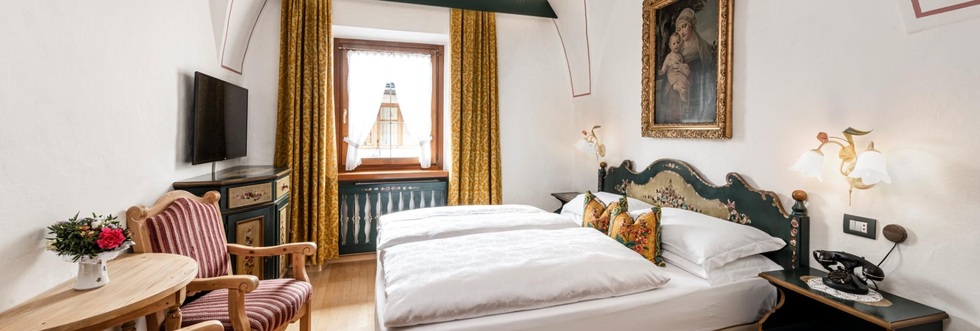 Hotel Cavallino d'Oro, Dolomites,