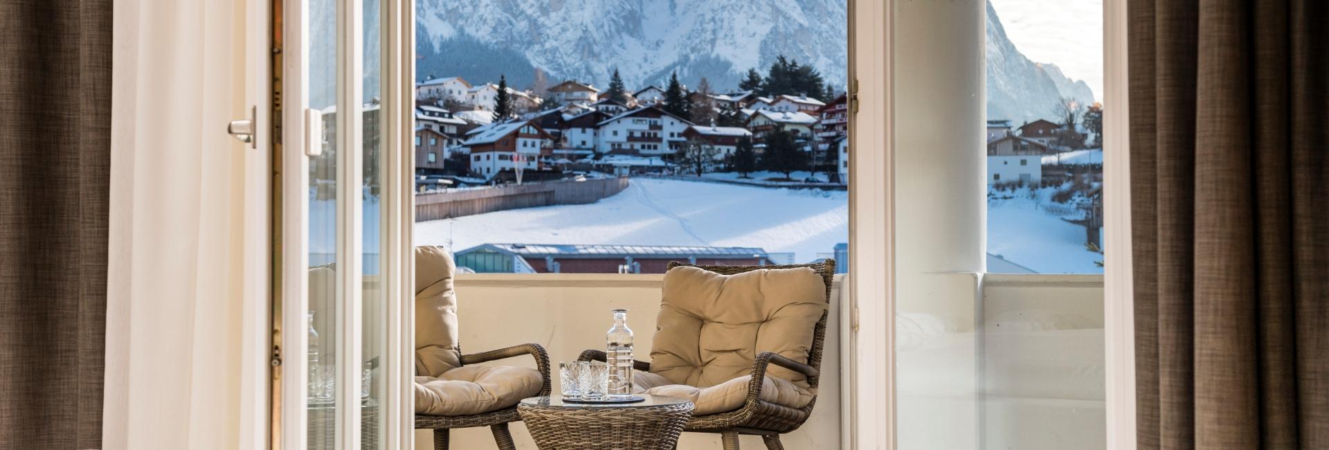 Hotel Villa Kastelruth, South Tyrol