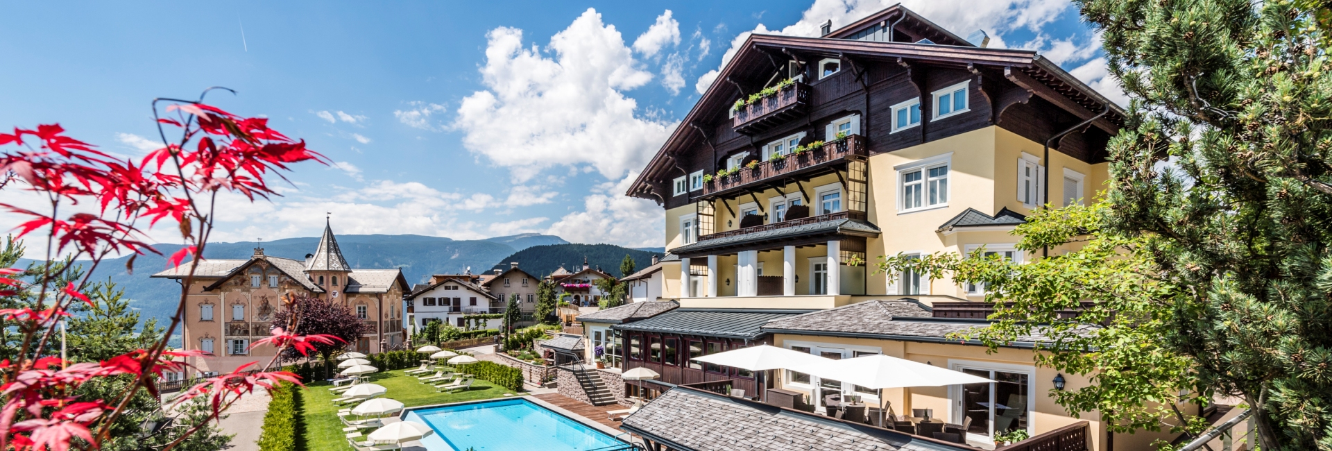 Hotel Villa Kastelruth, Dolomites, South Tyrol