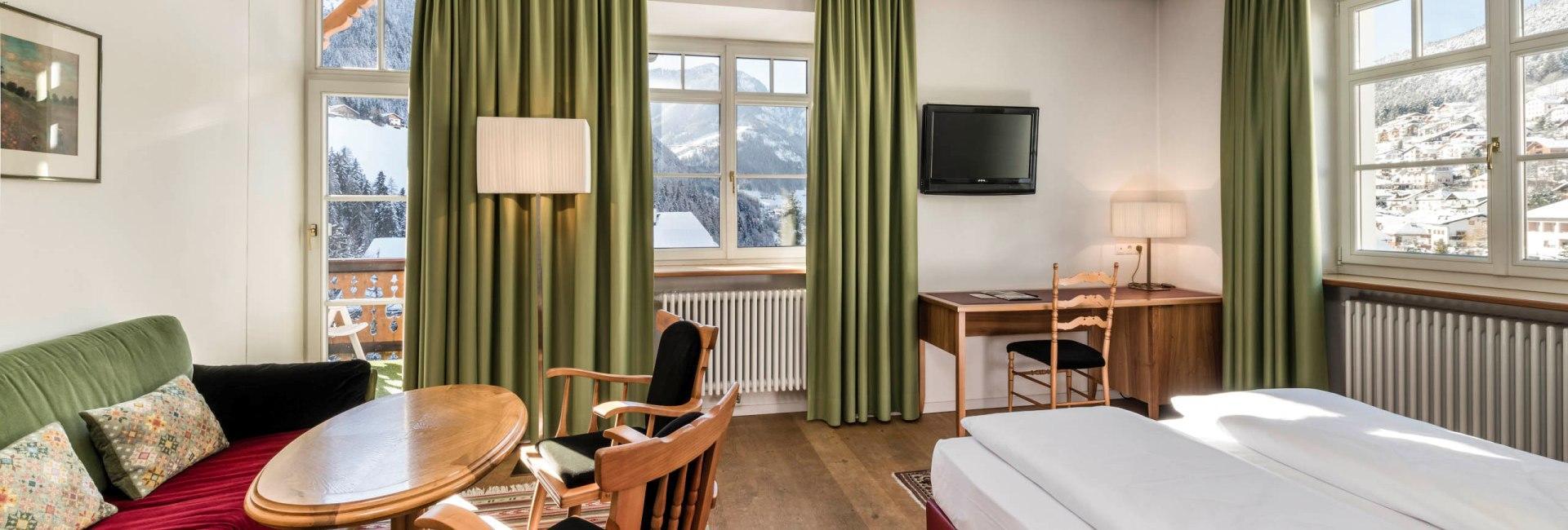 Hotel am Stetteneck, South Tyrol