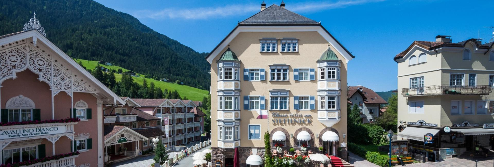 Classic Hotel am Stetteneck in South Tyrol