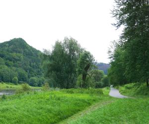 Elbe Cycle Path