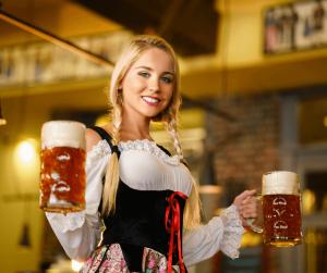 Oktoberfest breweries